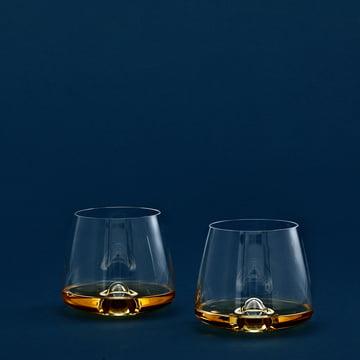 Élégance et regal avec les Verres à Whisky de Normann Copenhagen