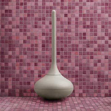 Norman Copenhagen - Ballo Brosse WC - ambiance, gris