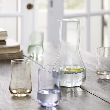 Holmegaard - Future - verres-carafe