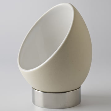 Alessi - Le Nid - avec anneau en acier inoxydable