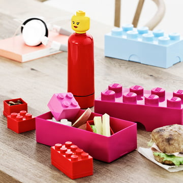 Lego - Lunch Box, gourde