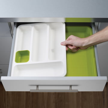 Joseph Joseph - insert de tiroir extensible - dans le tiroir