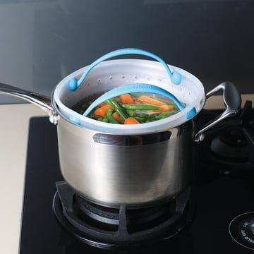 Dreamfarm - Panier vapeur Vebo, grand - casserole