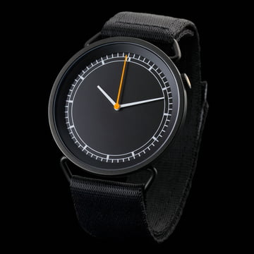 Rosendahl - Montre à bracelet MUW, noir/noir