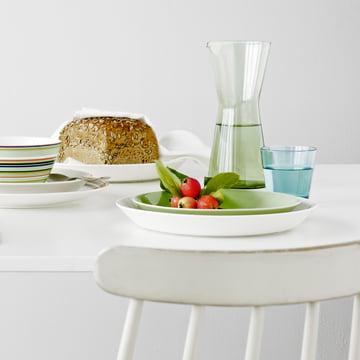 Kartio sur la table du petit-déjeuner