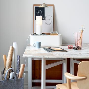 Aalto sur le bureau