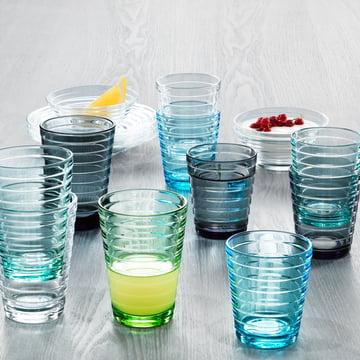 Iittala, Aino Aalto verre - groupe