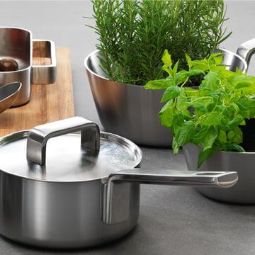 Iittala, Tools set image d'ambiance avec fines herbes