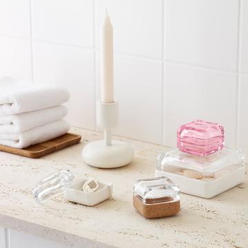 Iittala, Vitrinii - ambiance salle de bains