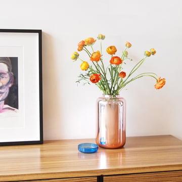 Pulpo - Container Vase, rose