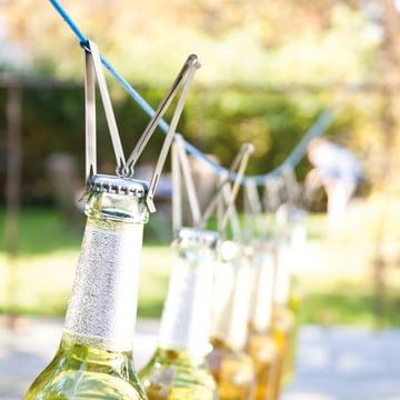 Pinces en acier inoxydable pour ouvrir les bouteilles