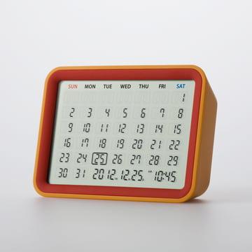 Mondo - Calendrier Date, orange