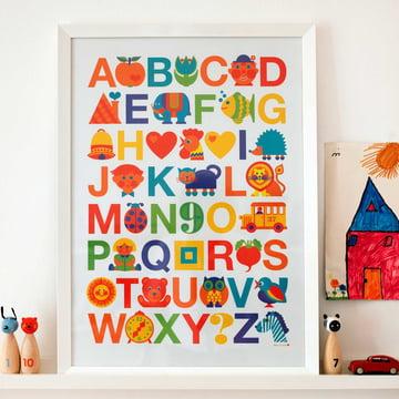 byGraziela - Affiche ABC