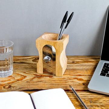 Suck UK - Pot à crayons Sharpener Desk Tidy, simple