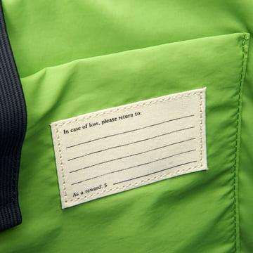 Moleskine - Sac Messenger myCloud - Badge nominatif