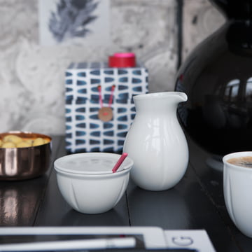 Rosendahl - Pot à lait et sucrier Grand Cru Soft