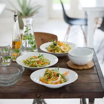 Rosendahl - Assiette à pâtes Soft Grand Cru