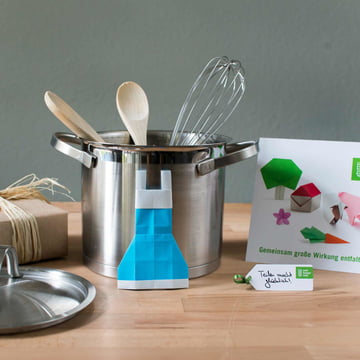 Don «Welthungerhilfe»: cours de cuisine pour les mamans