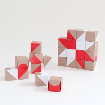 Snug.Studio - Calendrier de l'Avent snug.boxes, étoile décorative
