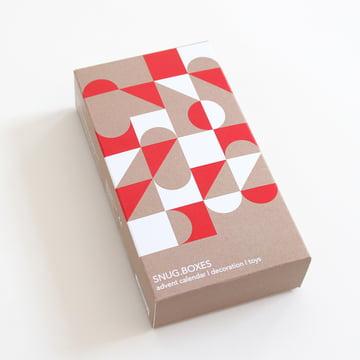 Snug.Studio - Calendrier de l'Avent snug.boxes,emballage
