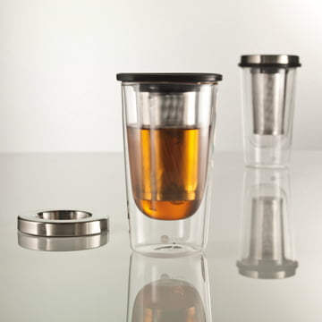 Jenaer Glas - Set de thé Hot'n cool