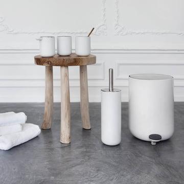 Menu - Bath, blanc