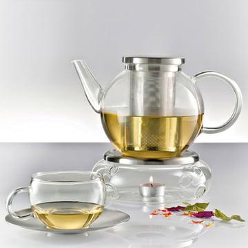 Jenaer Glas - Réchaud Tea