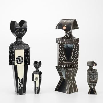 Vitra - Poupée en bois, poupées en bois 1963