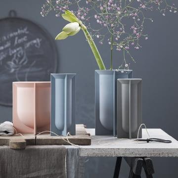 Gamme diversifiée de vases Domo