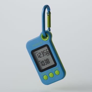 Mondo - Podomètre Step, 3D-Sensor (DP01), bleu