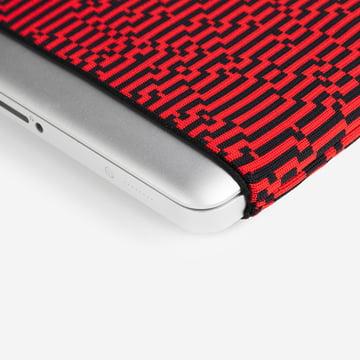 Zuzunaga - MacBook Case 11'', rouge