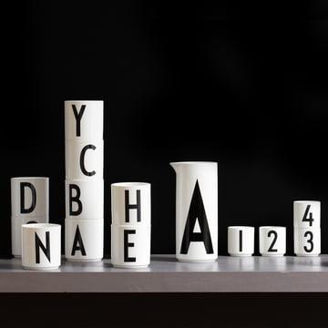 Les produits polyvalents en porcelaine du fabricant Design Letters