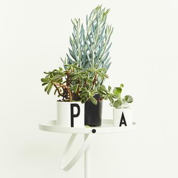 Du vert, du vert en encore du vert, Design Letters
