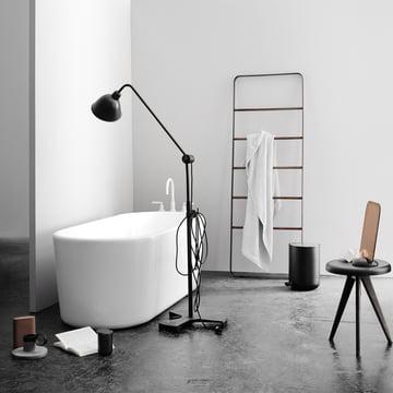 Design puriste pour la salle de bain