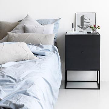 by Lassen - Coussin Flow dans la chambre à coucher