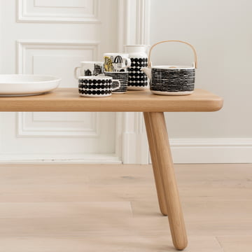 Service de table exceptionnel avec Marimekko
