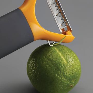 Épluche-légumes économe Multi-peel Julienne avec canneleur