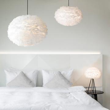 Variétés de tailles des lampes EOS