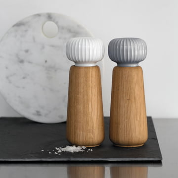 Kähler Design - Hammershøi Moulin à sel et à poivre