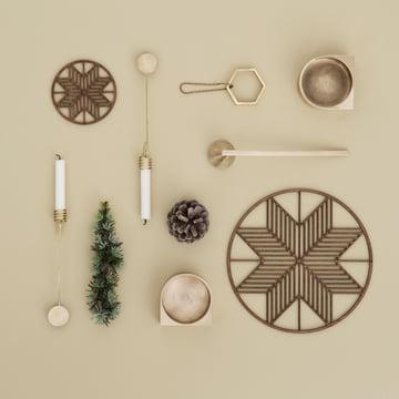 ferm Living embellit la période des fêtes de Noël
