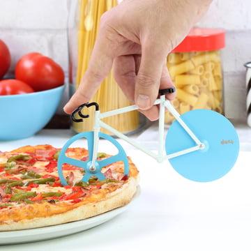 Roulette à pizza Fixie de Doiy