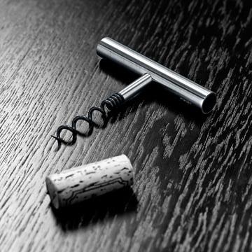 Stelton - Tire-bouchon, acier inoxydable