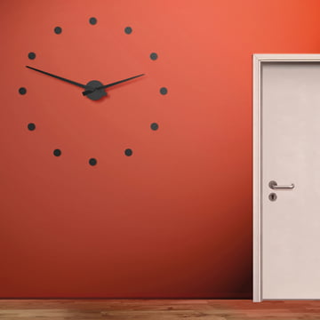 Radius Design - Horloge murale Flexible