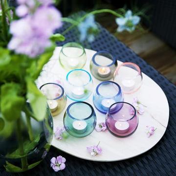 Design clair et couleurs joyeuses