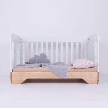 Echo Crib, le lit pour bébé flexible