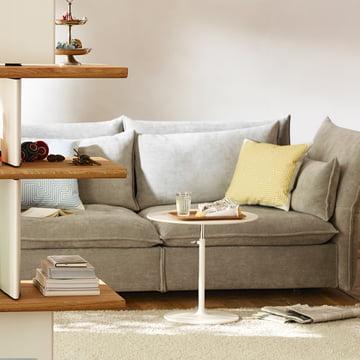 Confort maximal avec le sofa Mariposa par Vitra