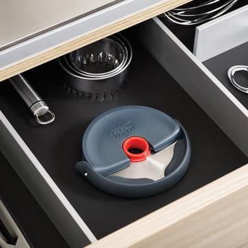 Résistant au lave-vaisselle et compact