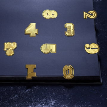 Tool The Clip Numbers de Tom Dixon
