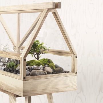 Le terrarium Greenhouse de Design House Stockholm