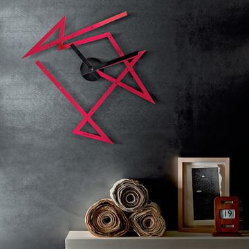Horloge murale de Daniel Libenskind